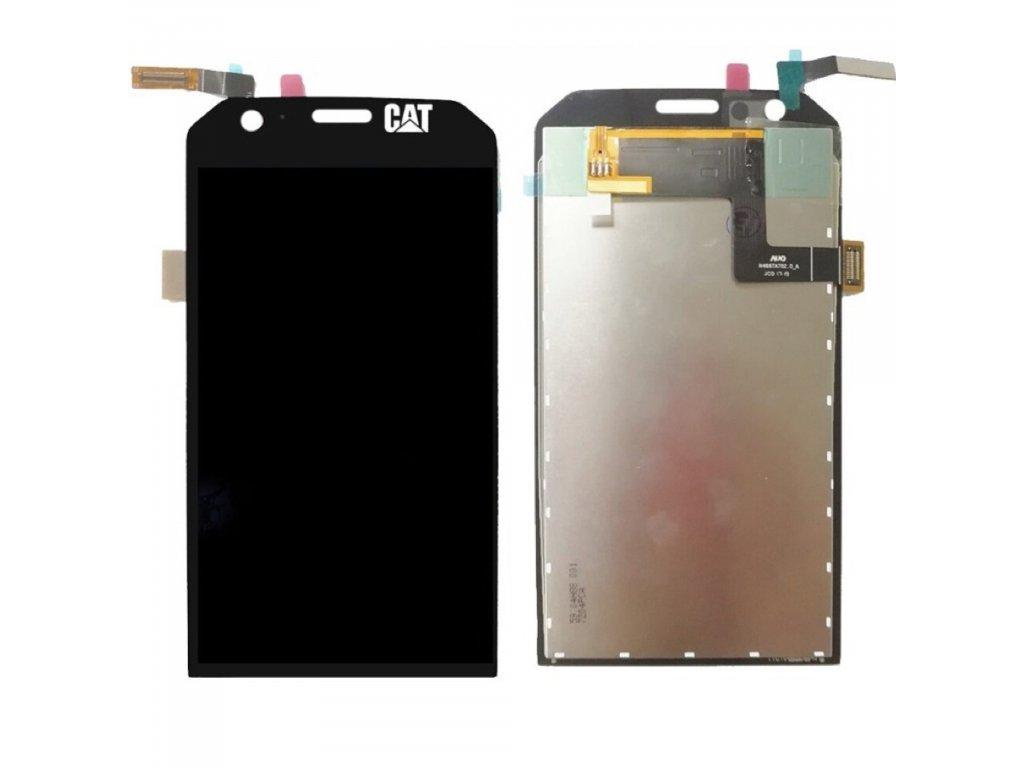 CAT S31 LCD displej dotykové sklo komplet přední panel