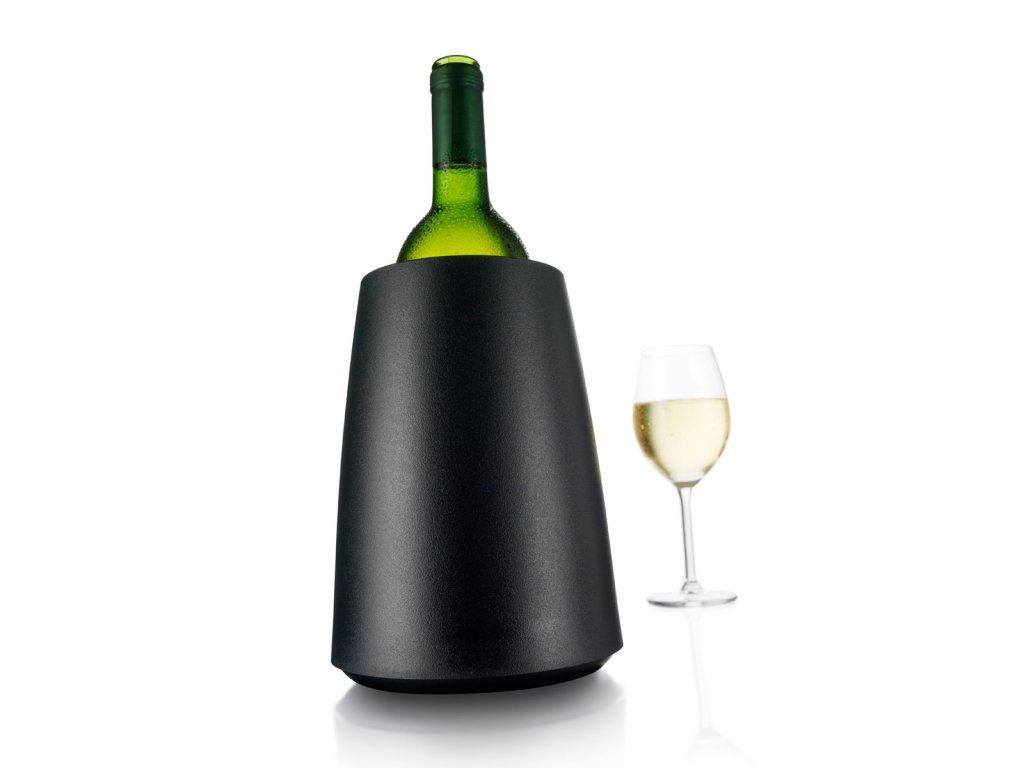 Chladič na víno Elegant černý