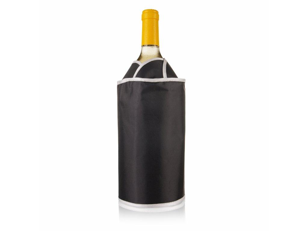 Chladič na víno Tulipán černý