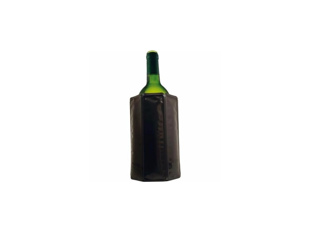 Chladič na víno vzor černý