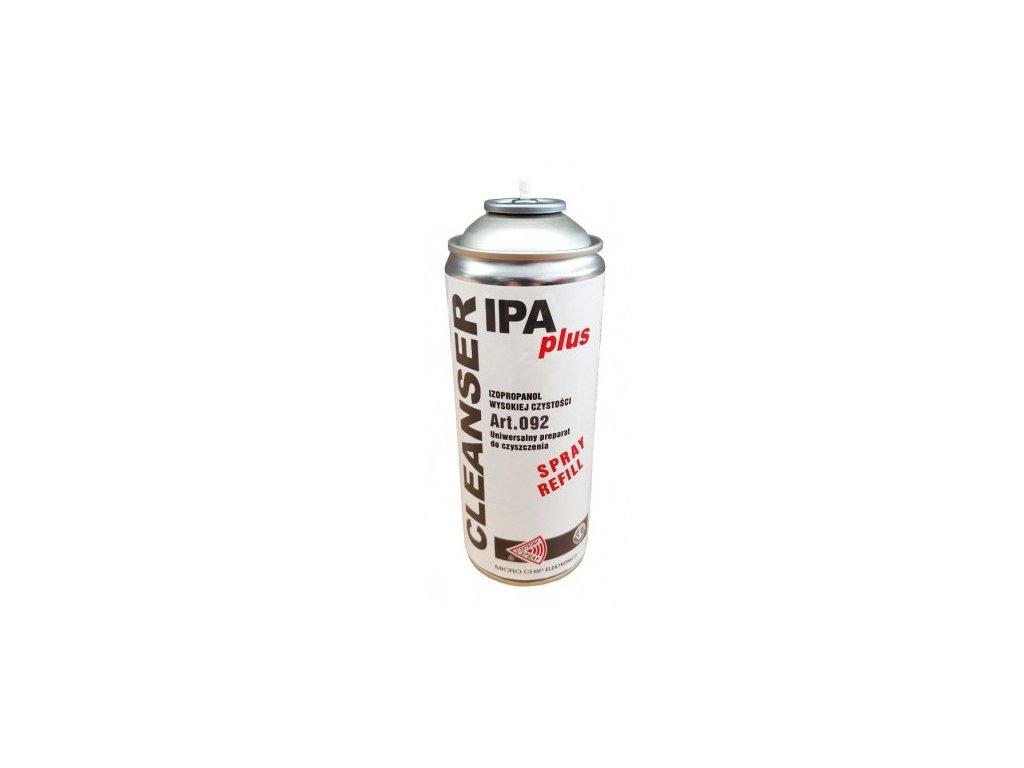 Cleanser IPA PLUS spray 400ml - Refill