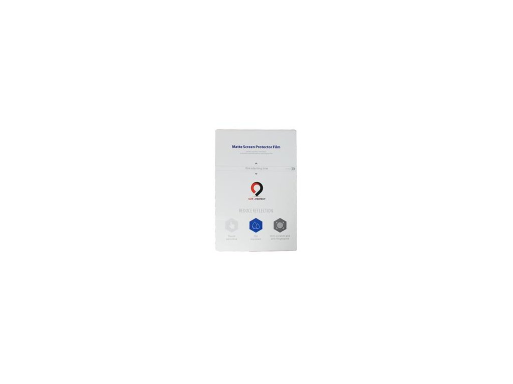 Cut & Protect Moriah-13 Folie Matná pro Smartfony Pack 50 kusů