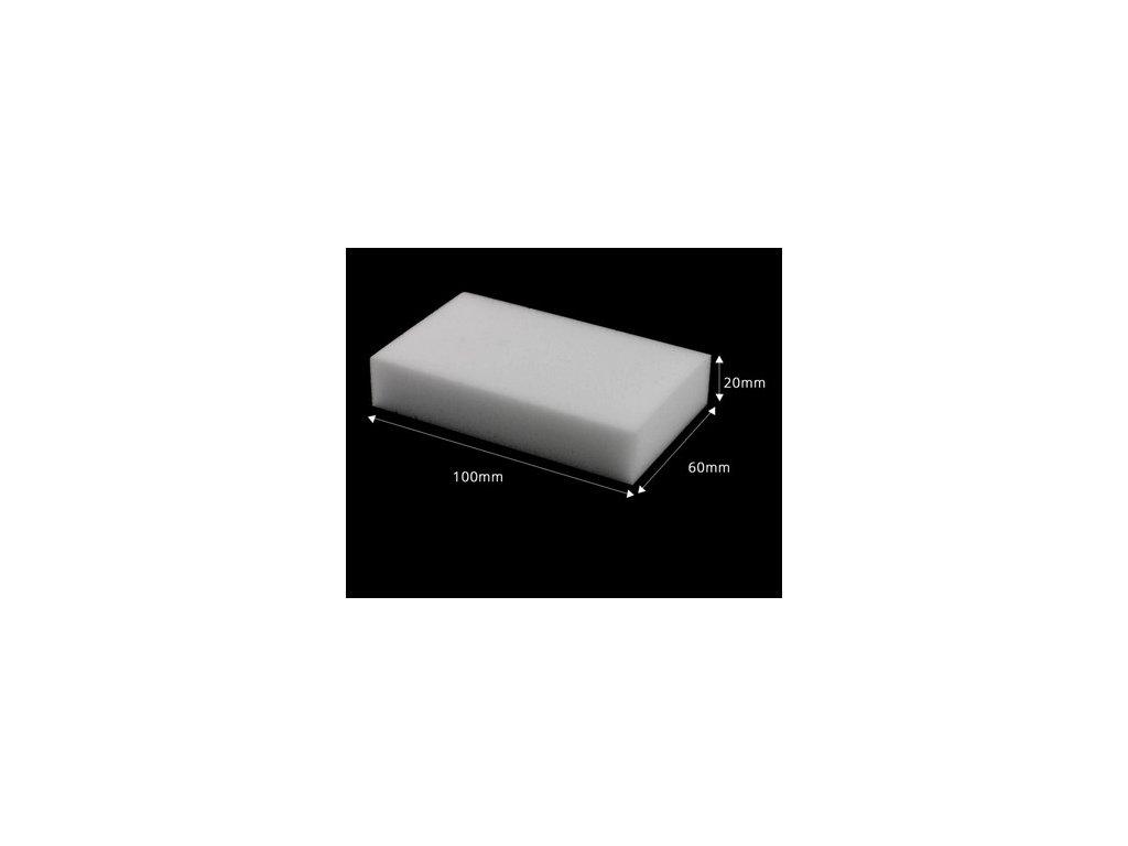 Čistící houbička pro odstraňování lepidla LCD SET 2ks