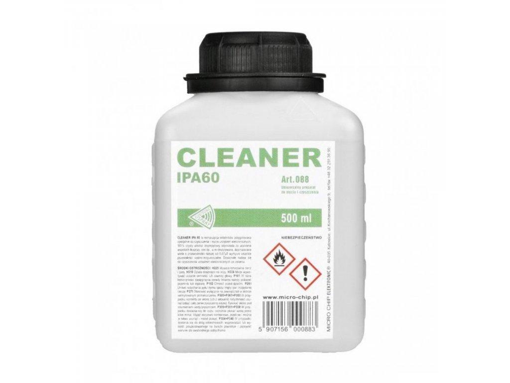 Čistič Cleaner IPA isopropylalkohol 500ml