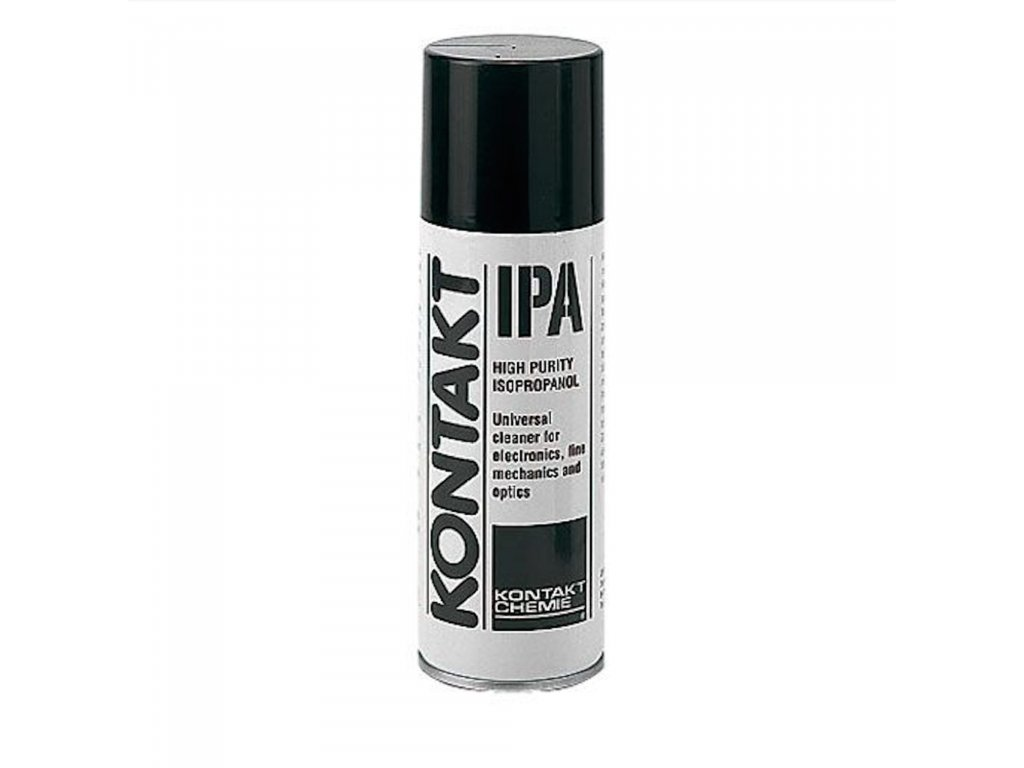 Čistič IPA isopropylalkohol 60ml