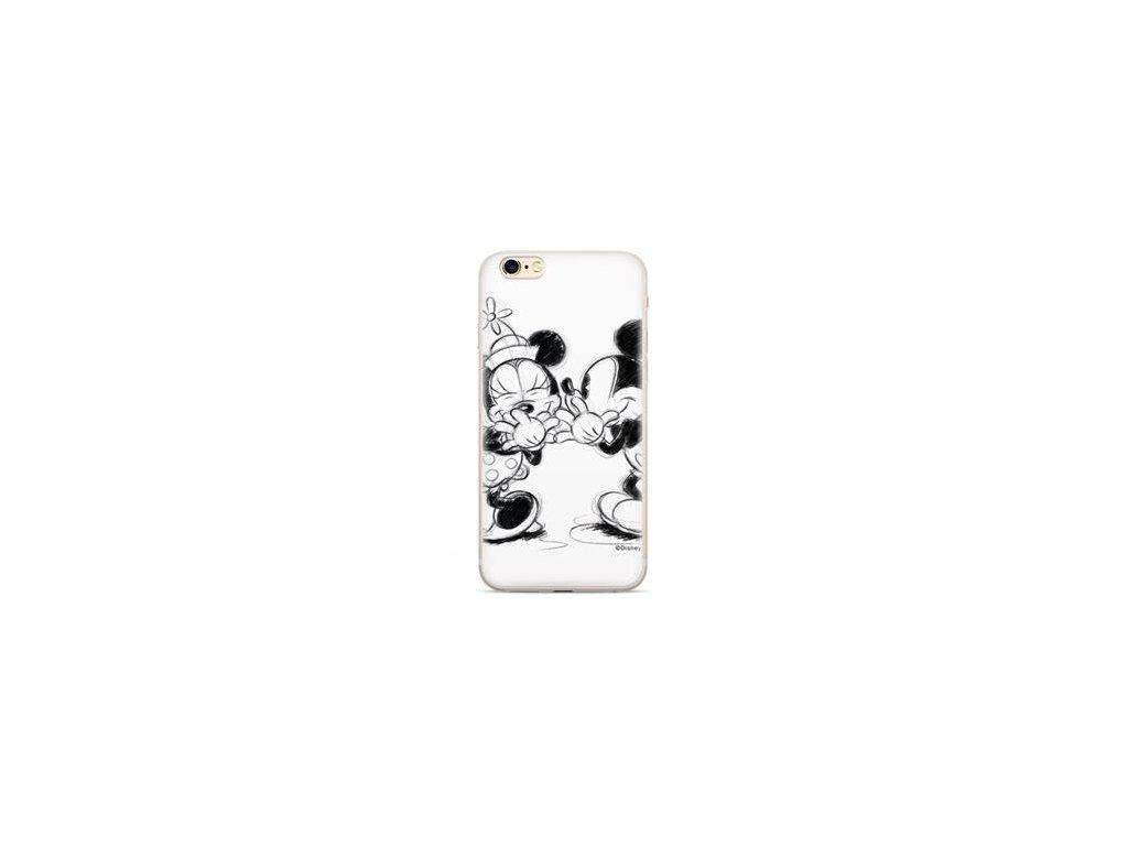 Disney Mickey & Minnie 010 Back Cover pro Xiaomi Mi A2 Lite White