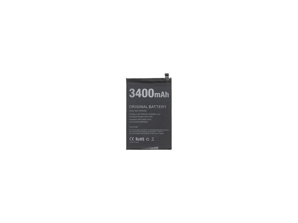 Doogee Baterie 3400mAh pro X90L/Y8 (Bulk)