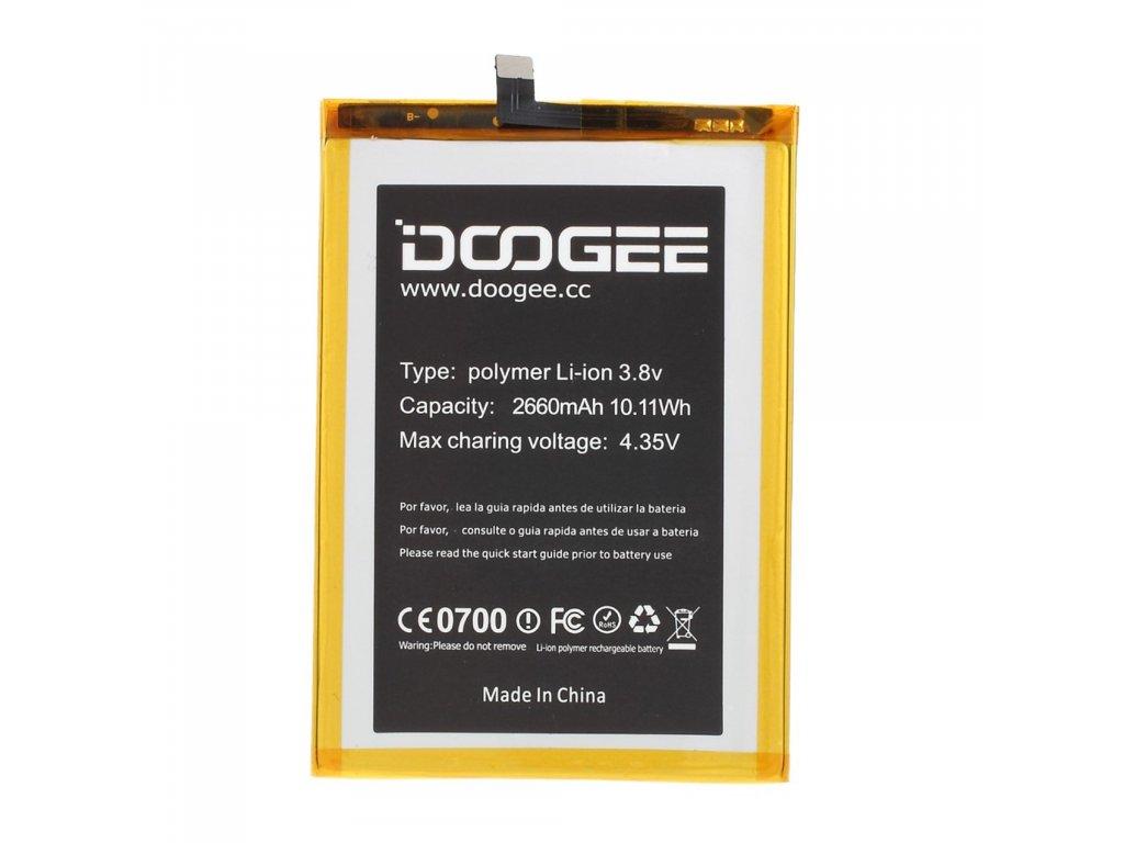 Doogee F5 Baterie 2660mAh