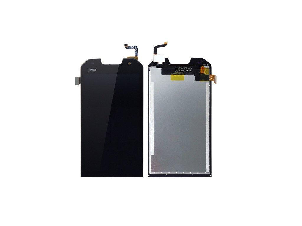 Doogee S30 LCD+dotyk černý