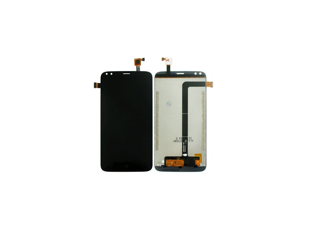 Doogee X30 LCD+dotyk černý