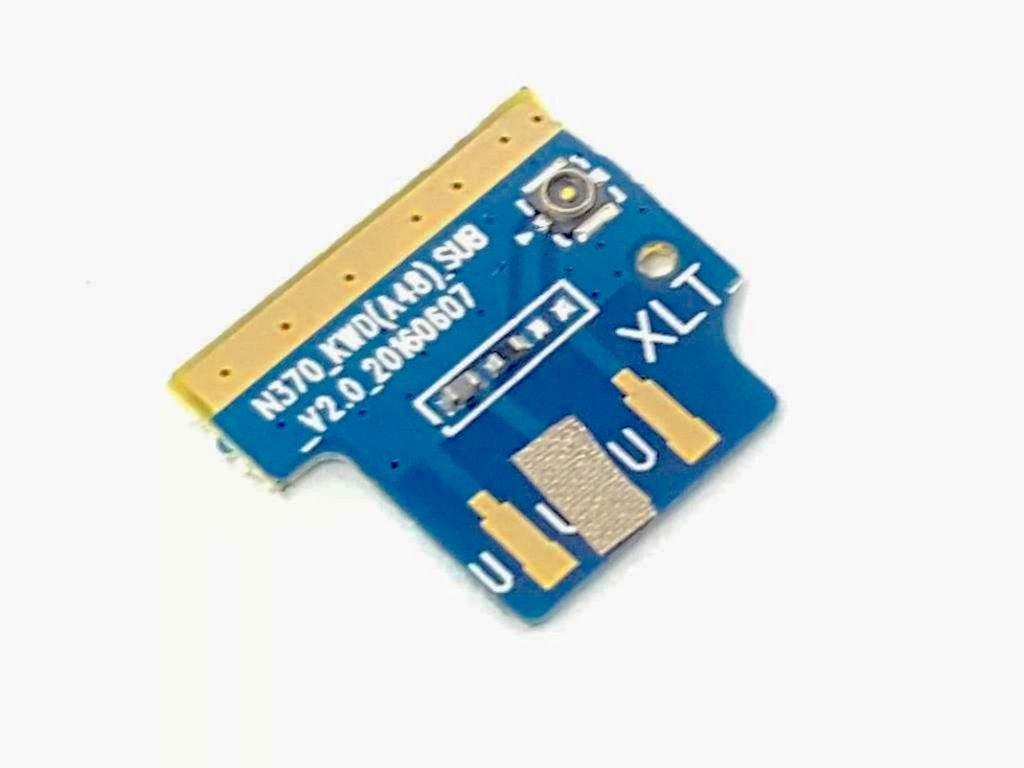 Doogee X5 Max / X5 Max Pro anténní modul anténa koaxiální konektor