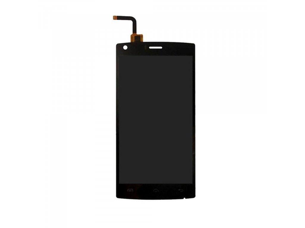 Doogee X5 Max / X5 Max Pro černý LCD panel + dotykové sklo komplet
