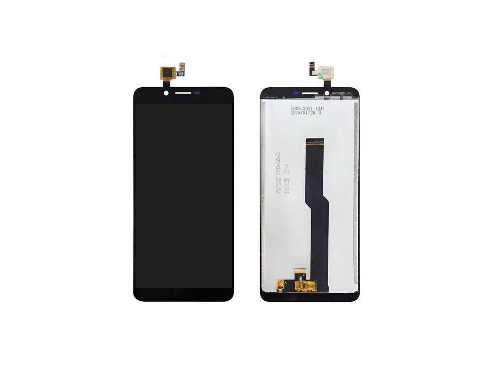 Doogee X60L LCD+dotyk černý