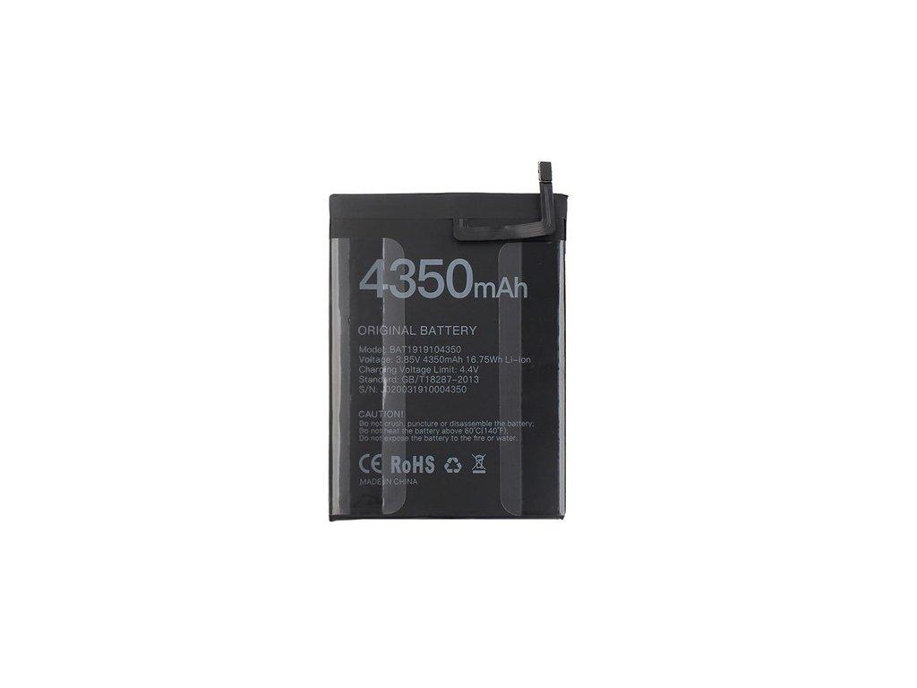 Doogee X95 baterie