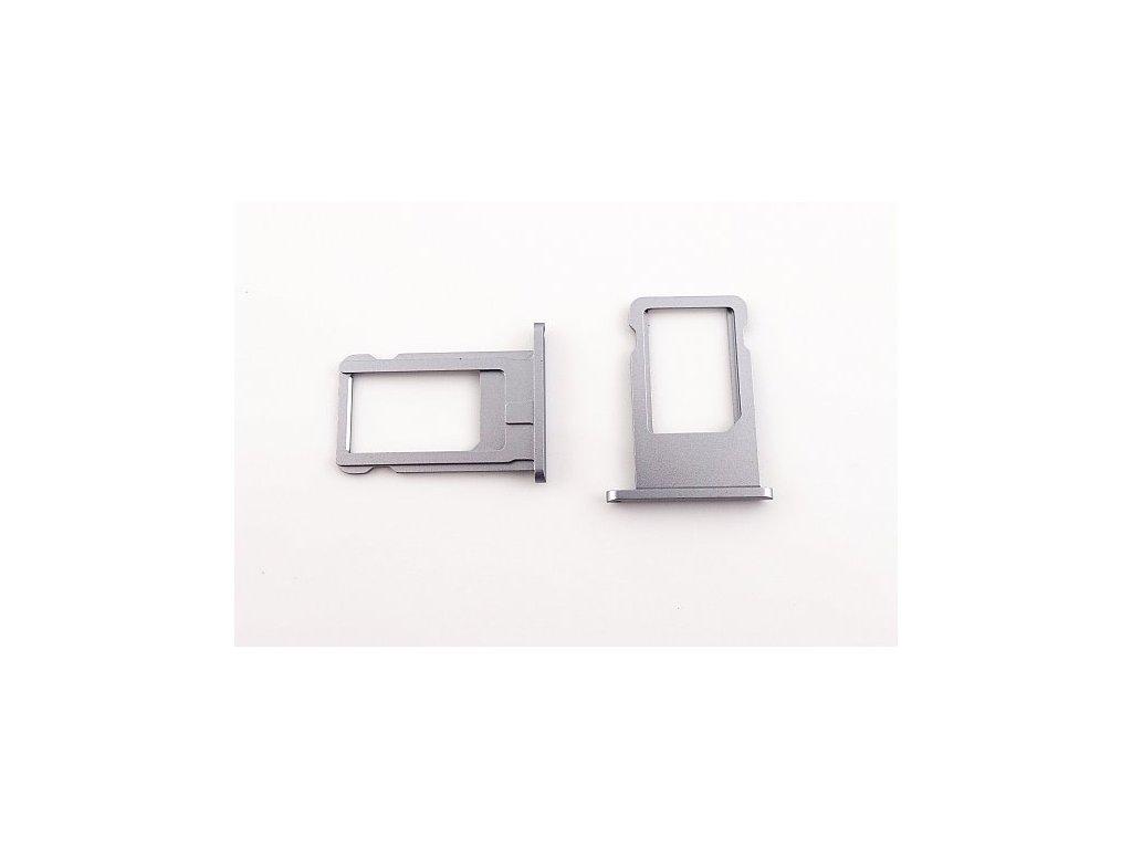 držák SIM šedý pro iphone 6