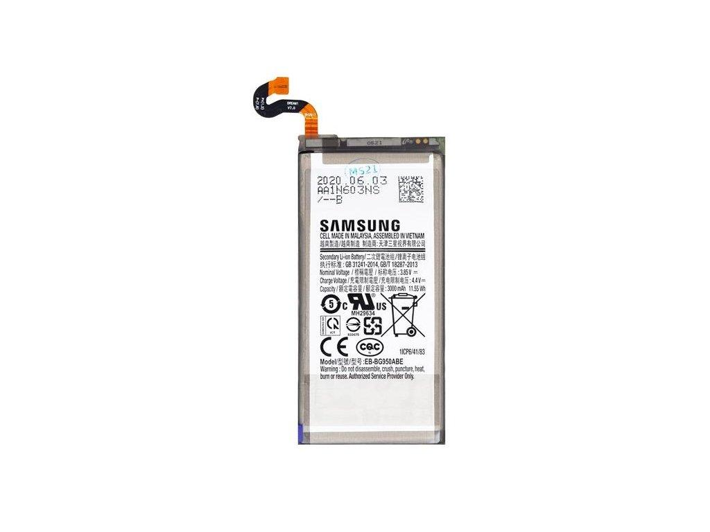 EB-BG950ABE Samsung Baterie Li-Ion 3000mAh (Service Pack)