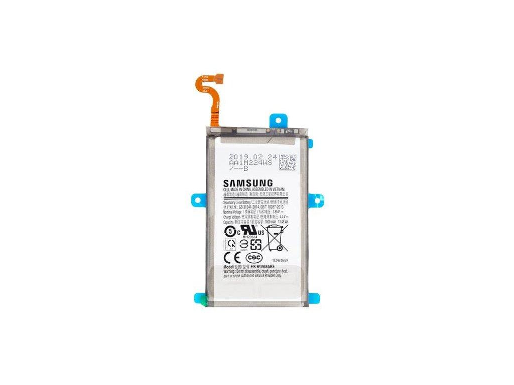 EB-BG965ABA Samsung Baterie Li-Ion 3500mAh (Service pack)