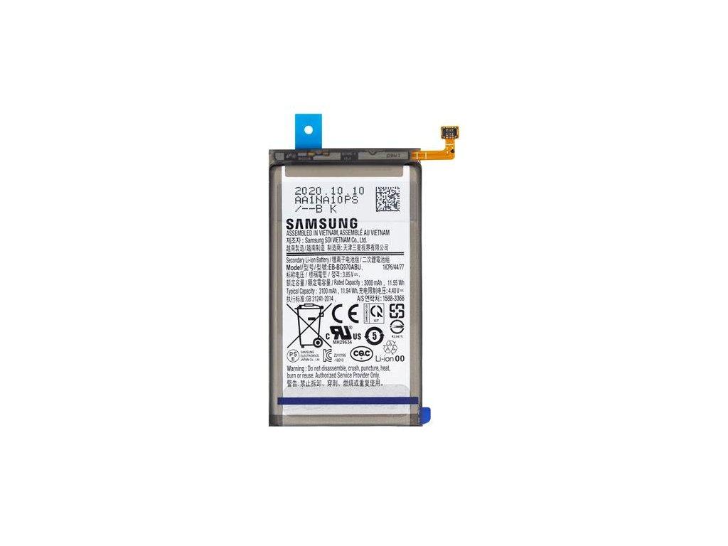 EB-BG970ABU Samsung Baterie Li-Ion 3100mAh (Service pack)