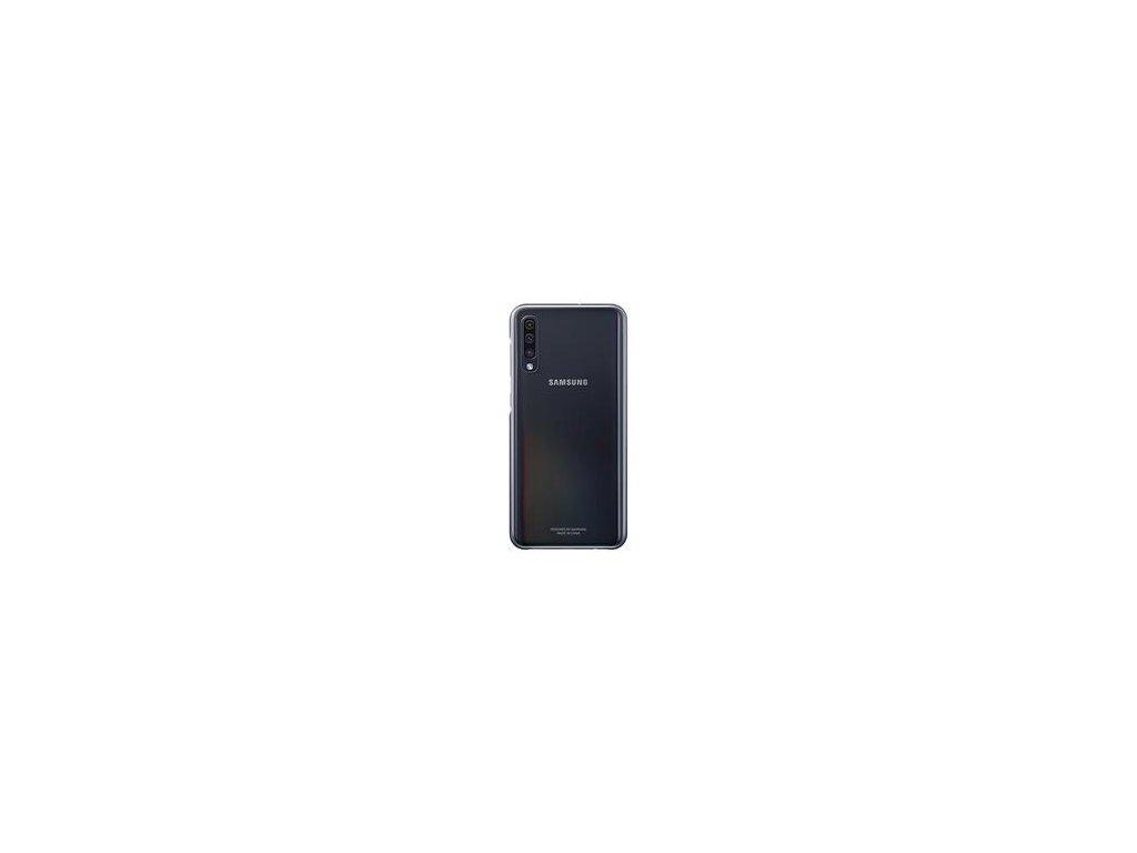 EF-AA505CBE Samsung Gradation Kryt pro Galaxy A50/A30s Black
