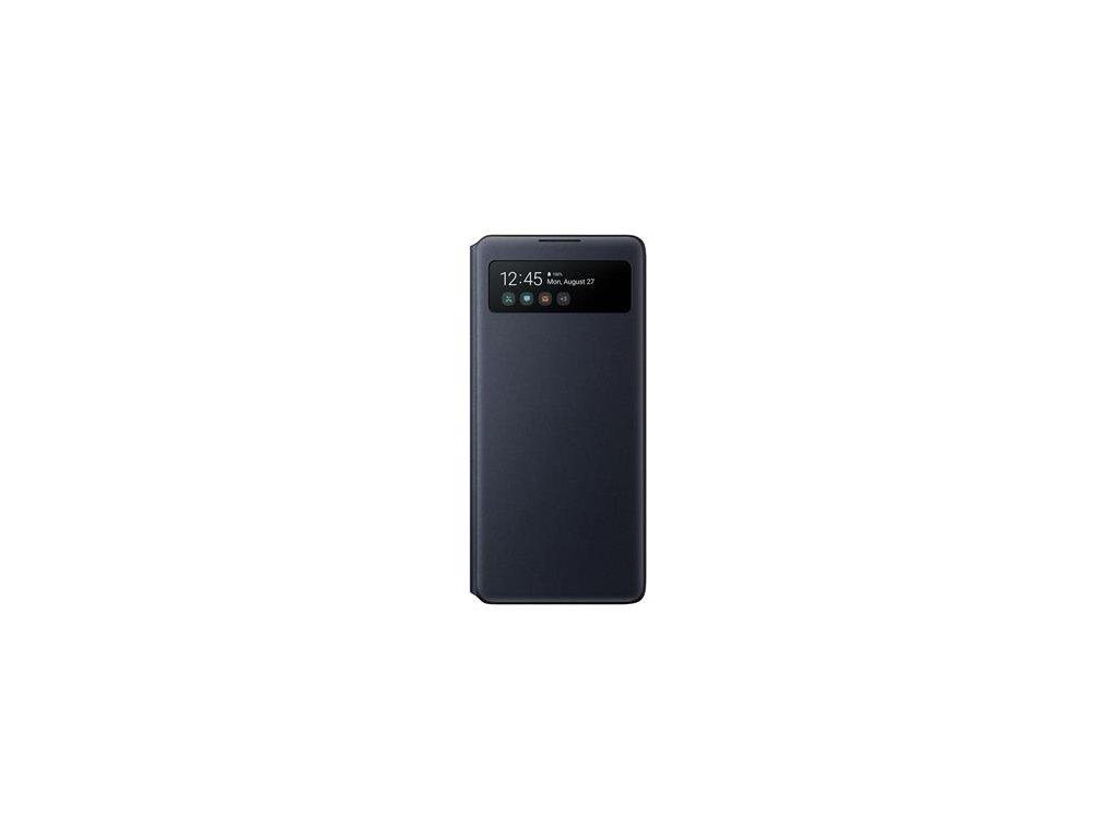 EF-EG770PBE Samsung S-View Pouzdro pro Galaxy S10 Lite Black