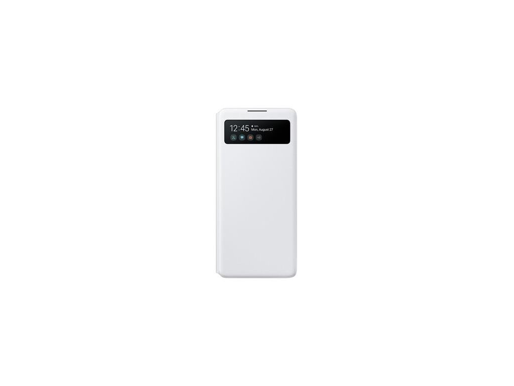 EF-EG770PWE Samsung S-View Pouzdro pro Galaxy S10 Lite White