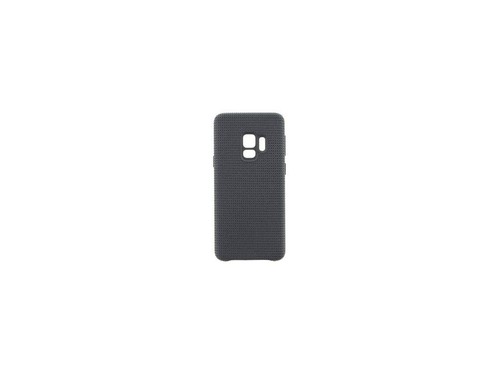 EF-GG960FJE Samsung Hyperknit Cover Grey pro G960 Galaxy S9 (Pošk. Balení)