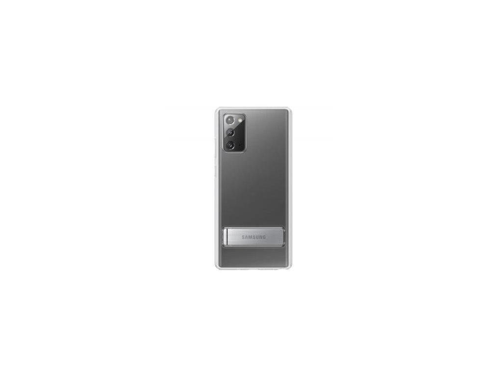 EF-JN980CTE Samsung Clear Standing Kryt pro N980 Galaxy Note 20