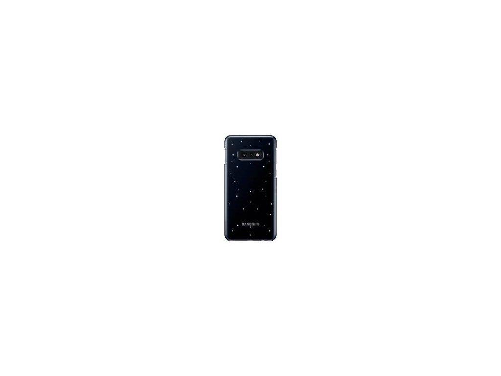 EF-KG970CBE Samsung LED Cover Black pro G970 Galaxy S10e (Pošk. Balení)