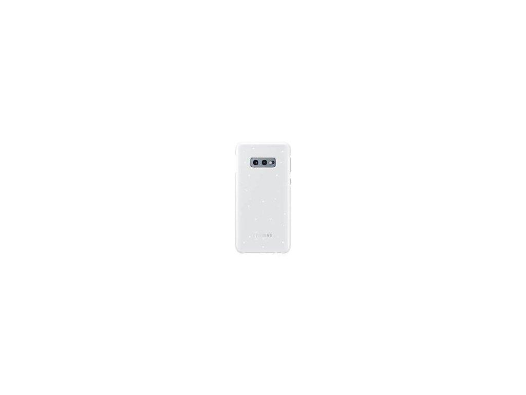 EF-KG970CWE Samsung LED Cover White pro G970 Galaxy S10e (Pošk. Balení)