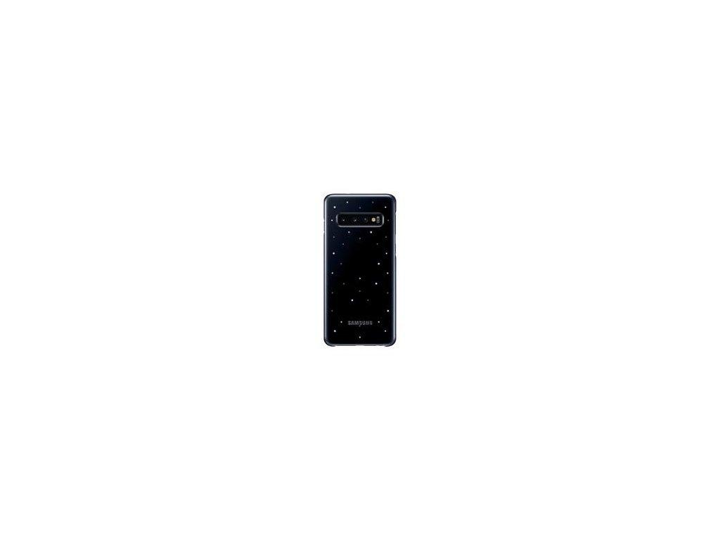 EF-KG973CBE Samsung LED Cover Black pro G973 Galaxy S10 (Pošk.Balení)