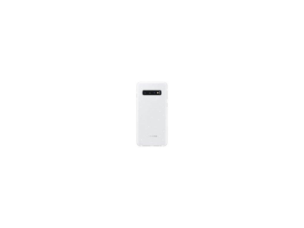 EF-KG973CWE Samsung LED Cover White pro G973 Galaxy S10 (Pošk. Balení)