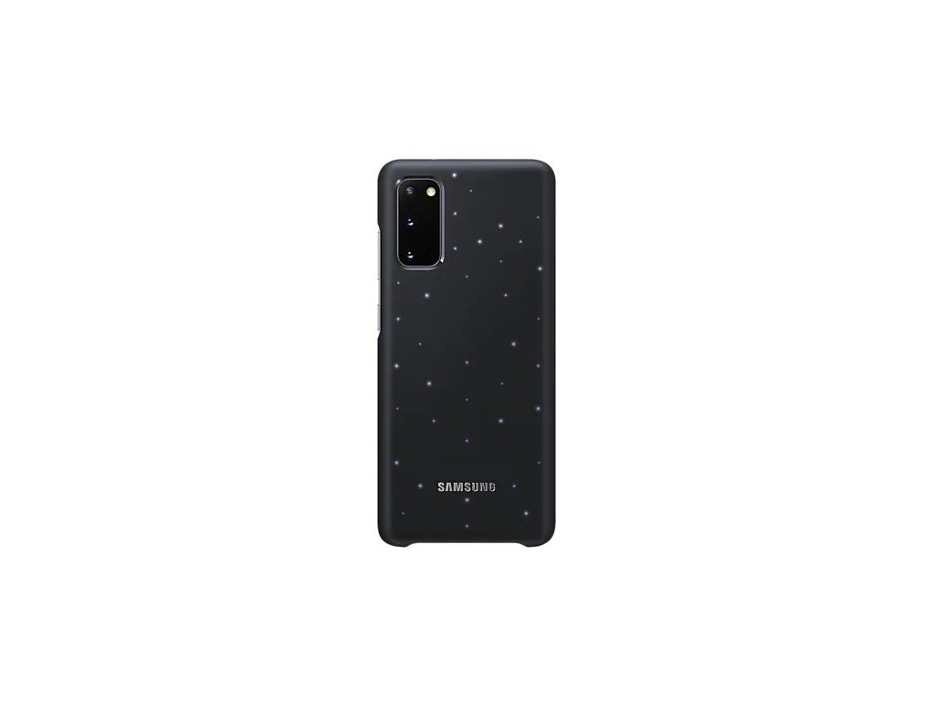 EF-KG980CBE Samsung LED Kryt pro Galaxy S20 Black