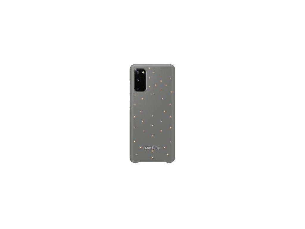 EF-KG980CJE Samsung LED Kryt pro Galaxy S20 Gray