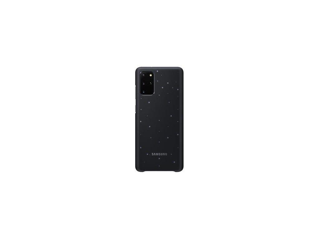 EF-KG985CBE Samsung LED Kryt pro Galaxy S20+ Black (Pošk. Balení)