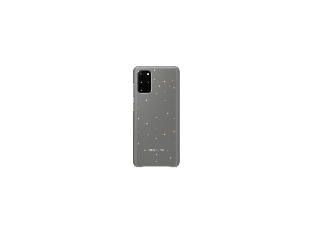 EF-KG985CJE Samsung LED Kryt pro Galaxy S20+ Gray