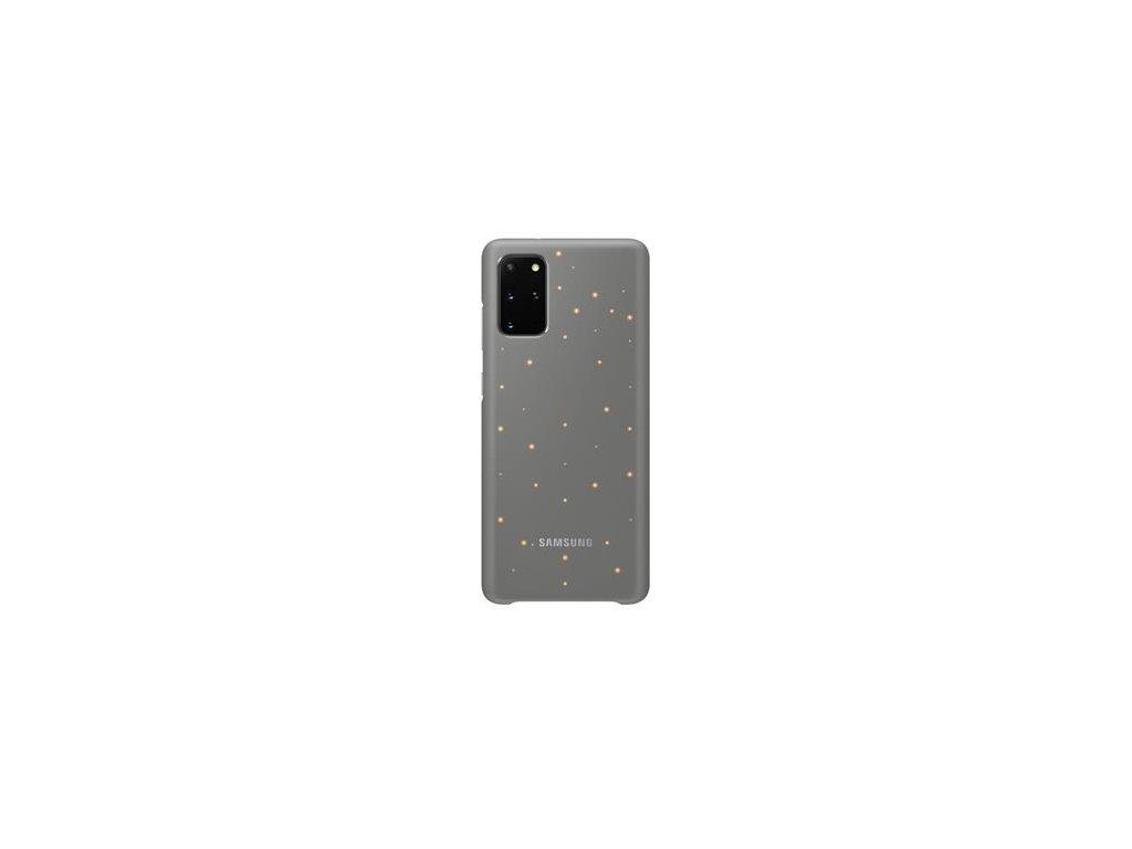 EF-KG985CJE Samsung LED Kryt pro Galaxy S20+ Gray (Pošk. Balení)