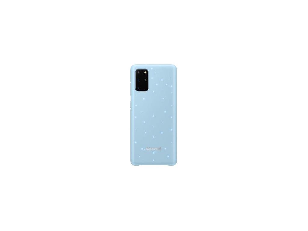 EF-KG985CLE Samsung LED Kryt pro Galaxy S20+ Blue