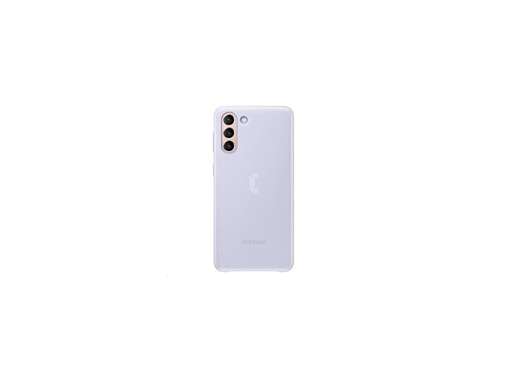 EF-KG996CVE Samsung LED Kryt pro Galaxy S21+ Violet
