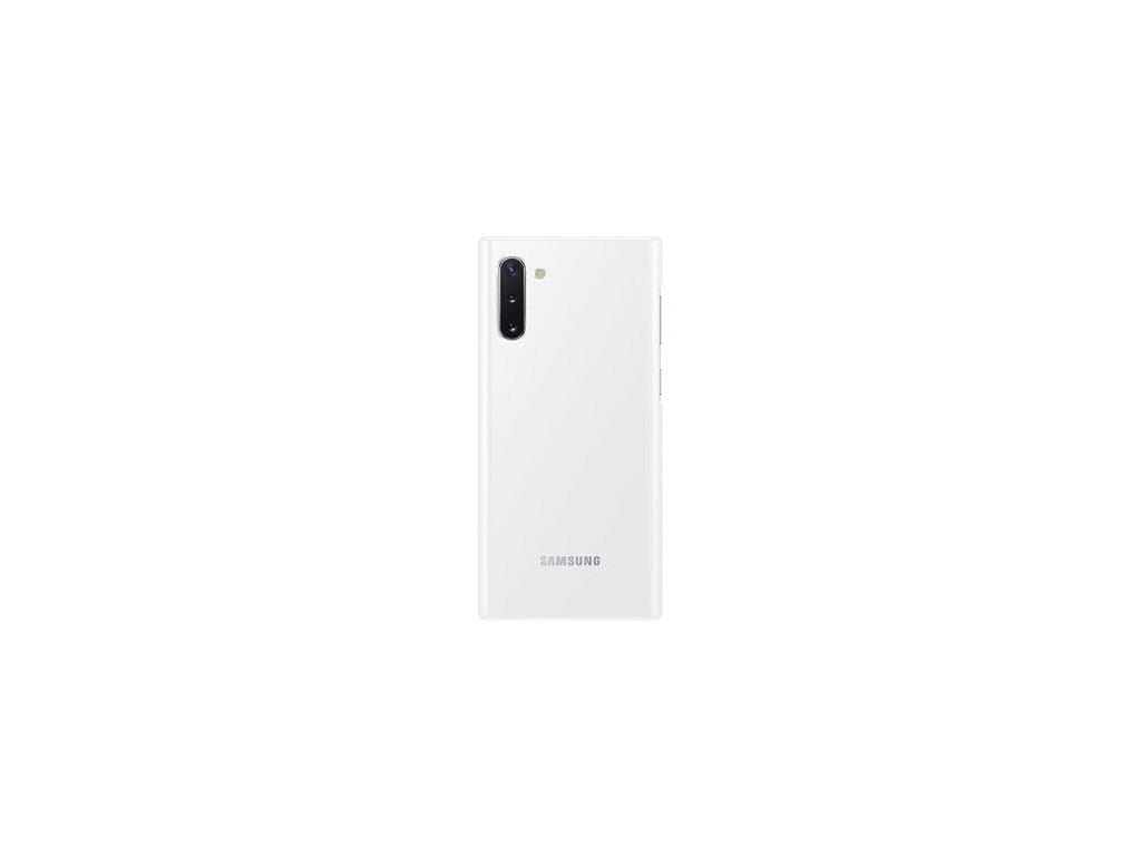 EF-KN970CWE Samsung LED Kryt pro N970 Galaxy Note 10 White (Pošk. Balení)