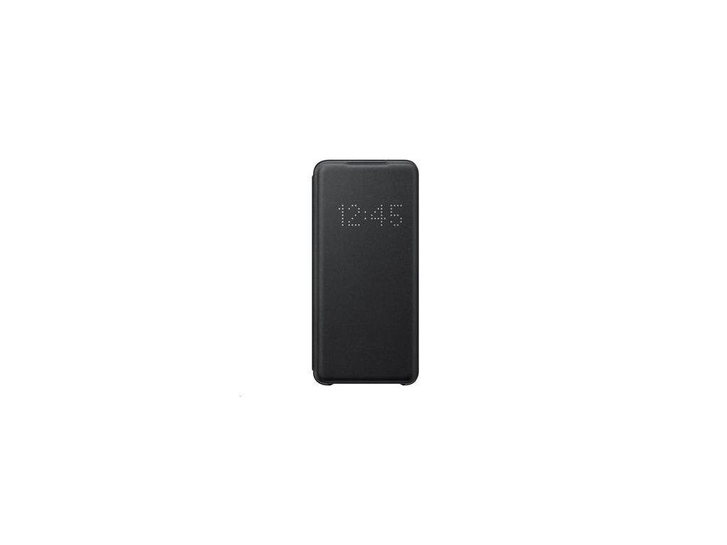 EF-NG980PBE Samsung LED S-View Pouzdro pro Galaxy S20 Black