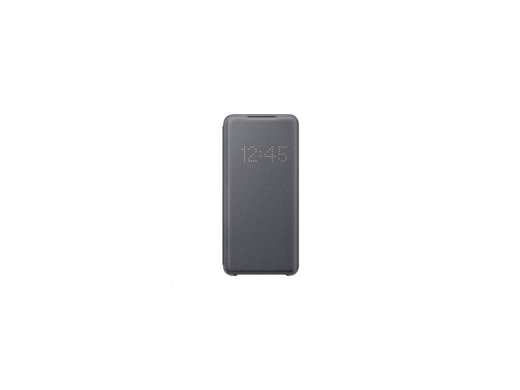 EF-NG980PJE Samsung LED S-View Pouzdro pro Galaxy S20 Grey