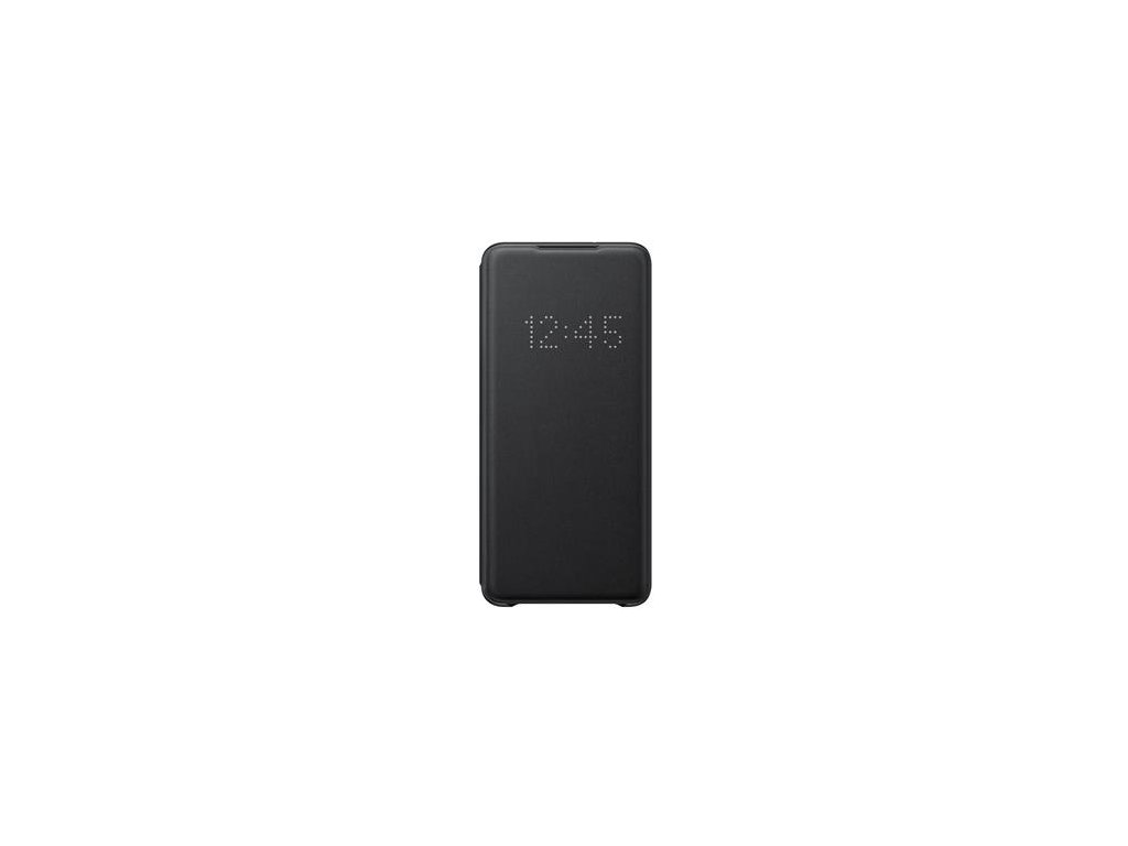 EF-NG985PBE Samsung LED S-View Pouzdro pro Galaxy S20+ Black
