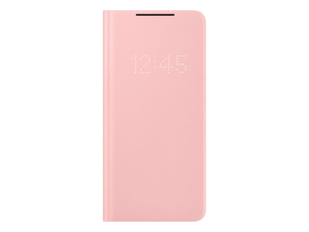 EF-NG996PPE Samsung LED View Cover pro Galaxy S21+ Pink