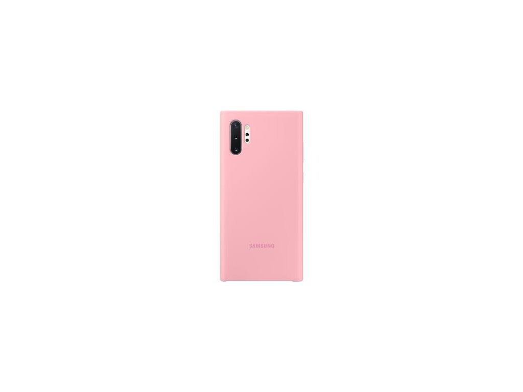 EF-PN975TPE Samsung Silikonový Kryt pro N975 Galaxy Note 10+ Pink