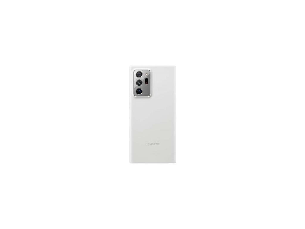 EF-PN985TWE Samsung Silikonový Kryt pro N985 Galaxy Note 20 Ultra White