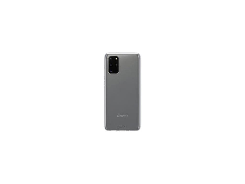 EF-QG985TTE Samsung Clear Kryt pro Galaxy S20+ Transparent
