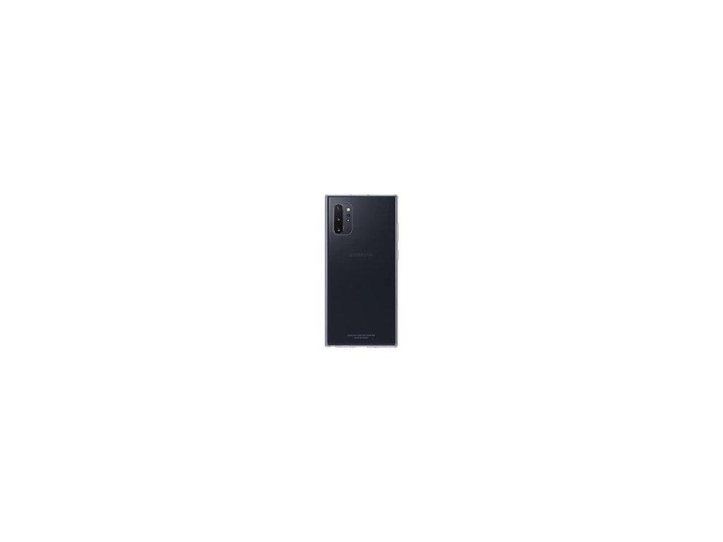 EF-QN975TTE Samsung Silikonový Kryt Transparent pro N975 Galaxy Note 10+