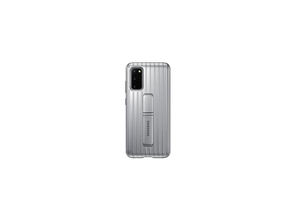 EF-RG980CSE Samsung Standing Kryt pro Galaxy S20 Silver