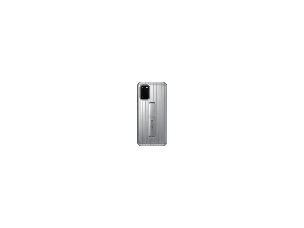 EF-RG985CSE Samsung Standing Kryt pro Galaxy S20+ Silver