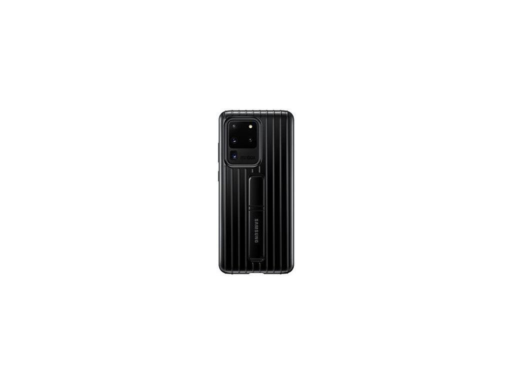 EF-RG988CBE Samsung Standing Kryt pro Galaxy S20 Ultra Black